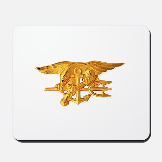 Navy Seals Insignia Mousepad