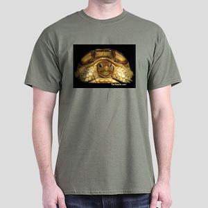 Baby Sulcata Tortoise Dark T-Shirt