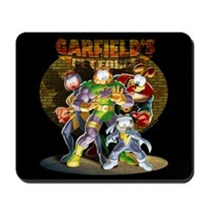 Pet Force - On The Run Mousepad