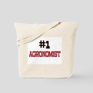 Number 1 AGRONOMIST Tote Bag