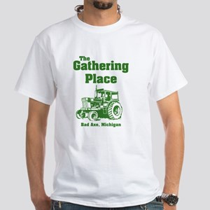 Gathering Place White T-Shirt