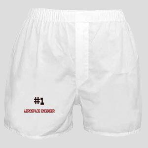 Number 1 AEROSPACE ENGINEER Boxer Shorts