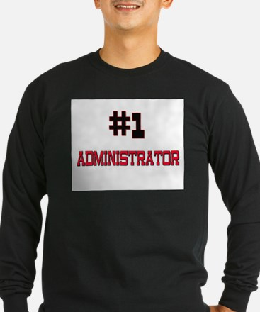 Number 1 ADMINISTRATOR T