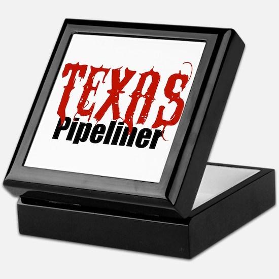 Texas Pipeliner Keepsake Box