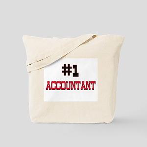 Number 1 ACCOUNTANT Tote Bag