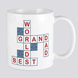 Crossword Grandpa Mug