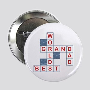 "Crossword Grandpa 2.25"" Button"