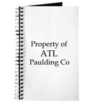 Property of ATL Paulding Co Journal