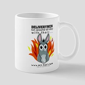 Deliverymen Mug