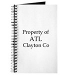 Property of ATL Clayton Co Journal