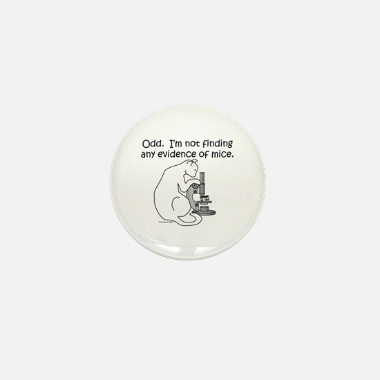 Any Mice Out There? Mini Button