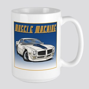70-73 Pontiac Trans AM Large Mug