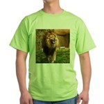 King of the Jungle Green T-Shirt