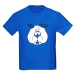 Hugz Kids Dark T-Shirt