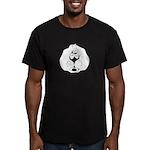Hugz Men's Fitted T-Shirt (dark)