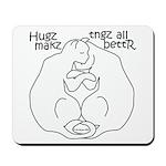 Hugz Mousepad