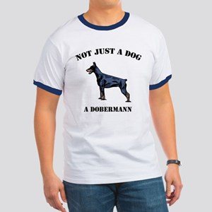 Not Just a Dog Ringer T