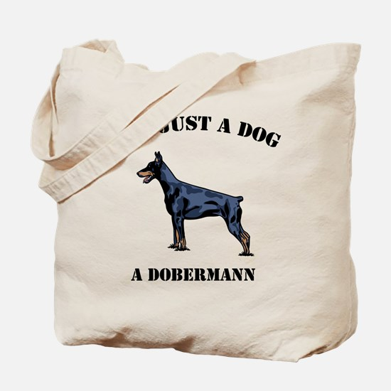Not Just a Dog Tote Bag