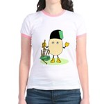 Bagpipes Jr. Ringer T-Shirt