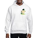 Bagpipes Pocket Image Hooded Sweatshirt