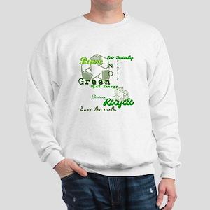 Gone Green Sweatshirt