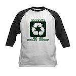 Recycle Kids Baseball Jersey