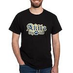Akita Dad Dark T-Shirt
