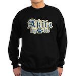 Akita Dad Sweatshirt (dark)