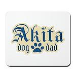 Akita Dad Mousepad