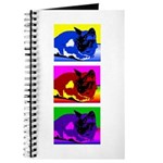 Cat art Journal