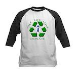 Donate Kids Baseball Jersey