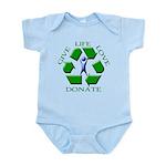 Donate Infant Bodysuit