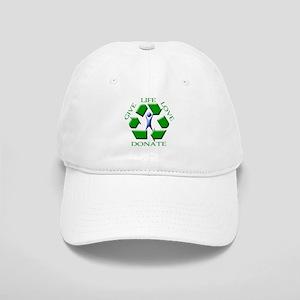 Donate Cap
