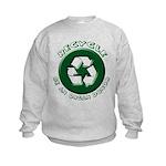 Recycle Kids Sweatshirt