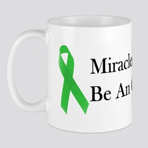 Green Ribbon Miracle Mug