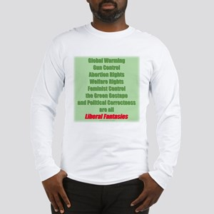 Liberal Fantasies Long Sleeve T-Shirt