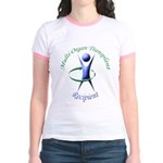 Multi-Organ Transplant (3D) Jr. Ringer T-Shirt
