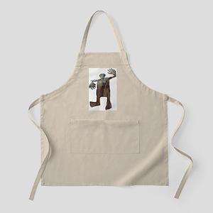 Dancing Man-copper BBQ Apron