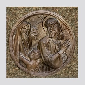 Stations of the Cross VII