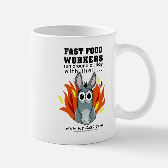 Fast Food Workers Mug