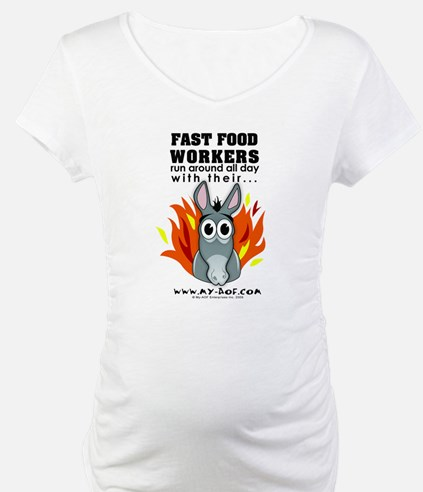 Fast Food Workers Shirt