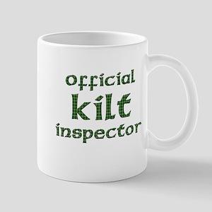 Official Kilt Inspector Mug