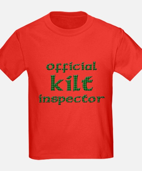 Official Kilt Inspector T