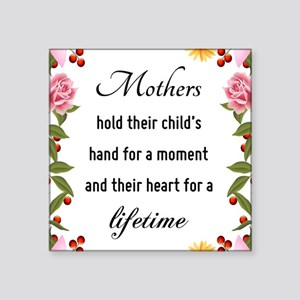 Lovely Mother Day Quote B Sticker