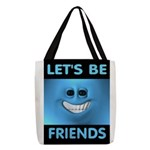 FRIENDS Polyester Tote Bag