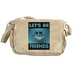 FRIENDS Messenger Bag