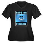 FRIENDS Plus Size T-Shirt