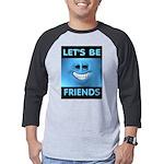 FRIENDS Mens Baseball Tee