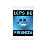 Friends 4' X 6' Rug