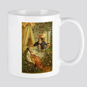 Vintage Sleeping Beauty Mug